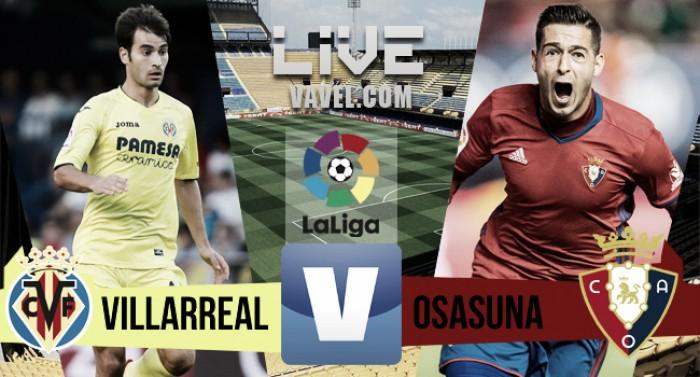 El Villarreal se impone a Osasuna sin complicaciones