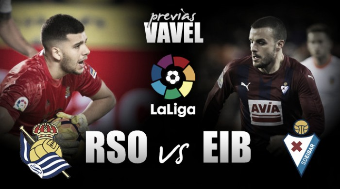 Previa Real Sociedad - Eibar: derbi de altura para encandilar Anoeta