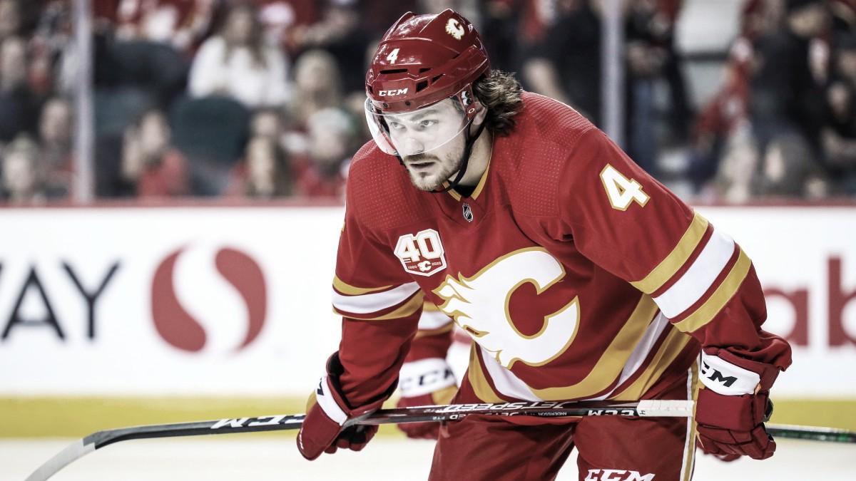 Los Calgary Flames apuestan por Andersson