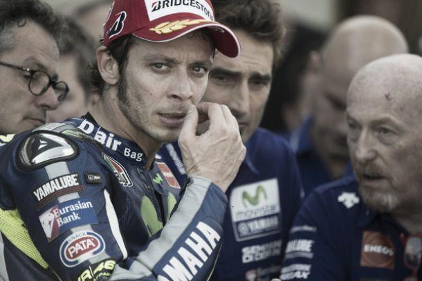 """Rossi secondo e sorpreso: """"Avrei firmato per questo risultato. Ero nel posto giusto al momento giusto"""""""