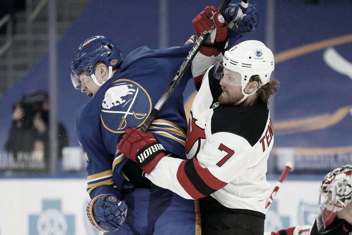 El COVID-19 sigue pasando factura a la temporada en la NHL