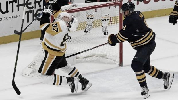 Malas noticias para Sabres y Penguins