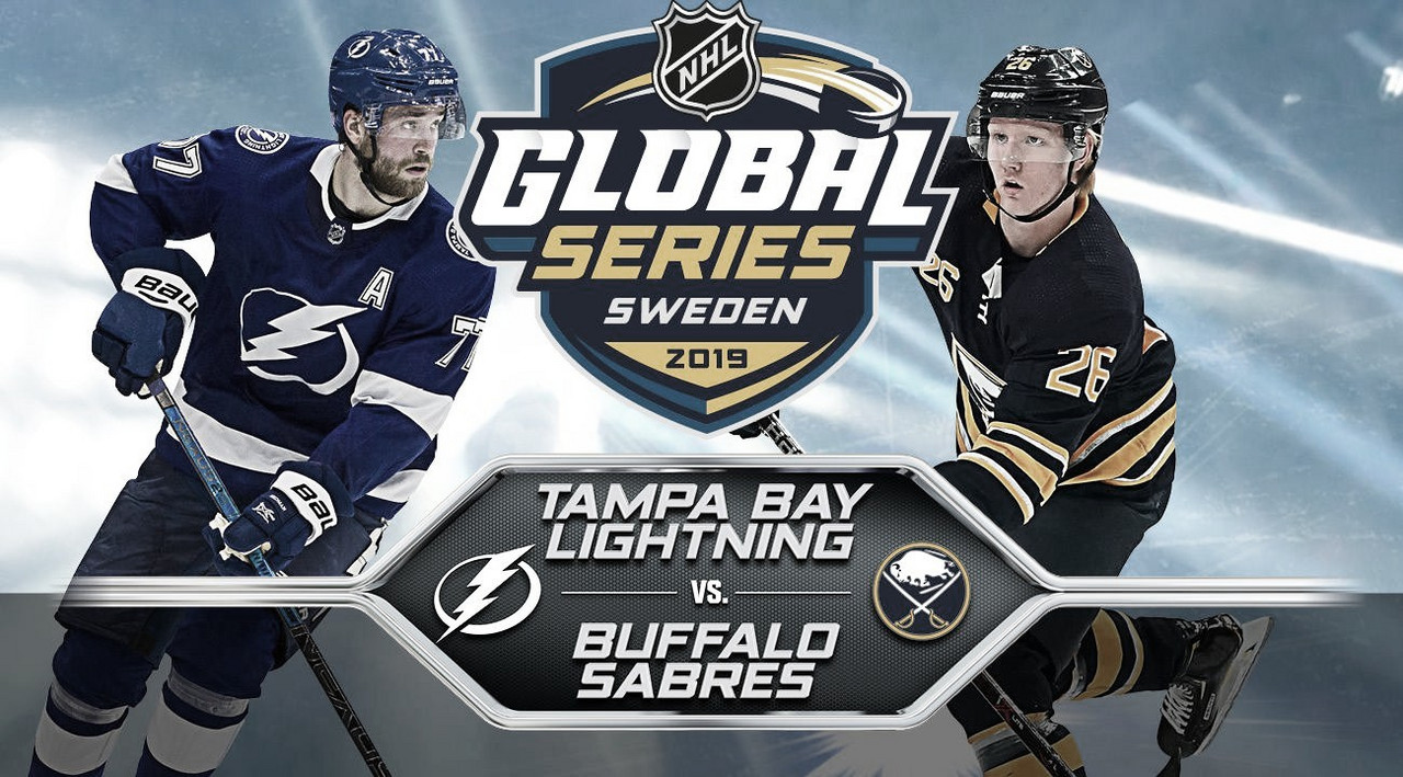 Suecia da la bienvenida a la NHL con las Global Series