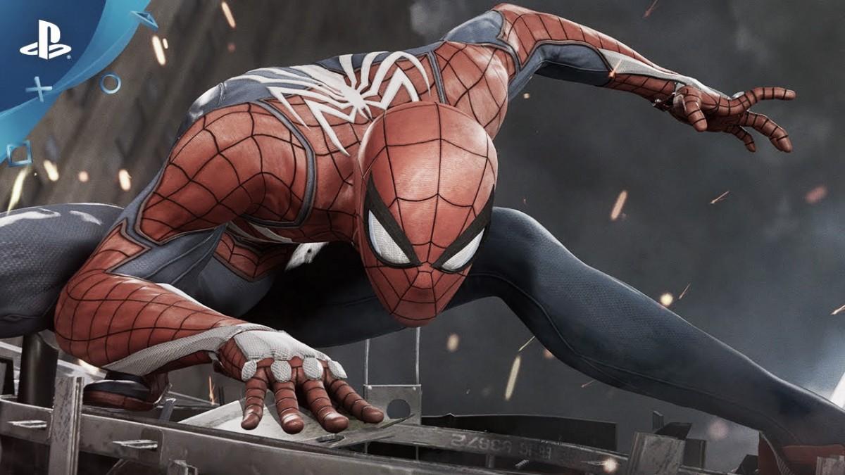 Spider-Man, uno de los juegos más esperados del 2018