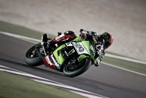 Losail, Superpole per Tom Sykes