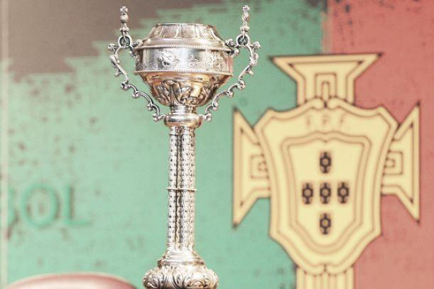 Previa 4ª ronda de la Taça de Portugal
