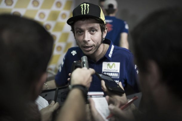 """Sepang, prima fila per Rossi: """"Buone qualifiche, ma la gara sarà difficile"""""""