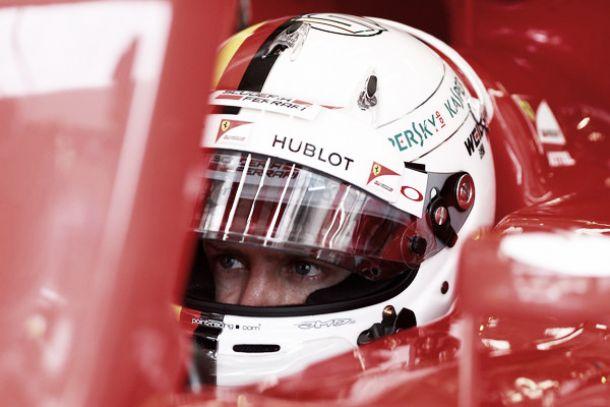 Austria, libere3: prima Vettel, poi la pioggia