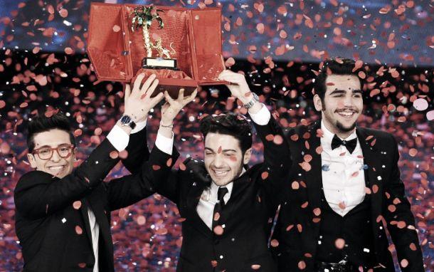 Festival di Sanremo, Il Volo vince e fa rotta all'Eurovision