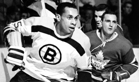 El homenaje de los Bruins a Willie O´Ree deberá esperar