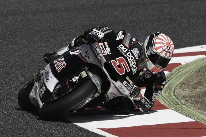 Moto2, Zarco in pole a Barcellona