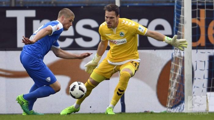 VfL Bochum 1-0 SpVgg Greuther Fürth: Eisfeld back with a bang as Bochum end winless run