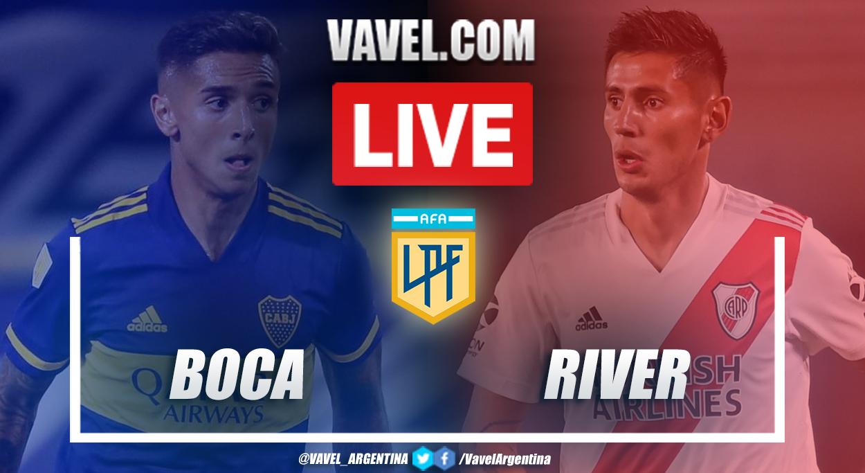 Boca Juniors vs River Plate Live Score and Stream Updates (1-0)