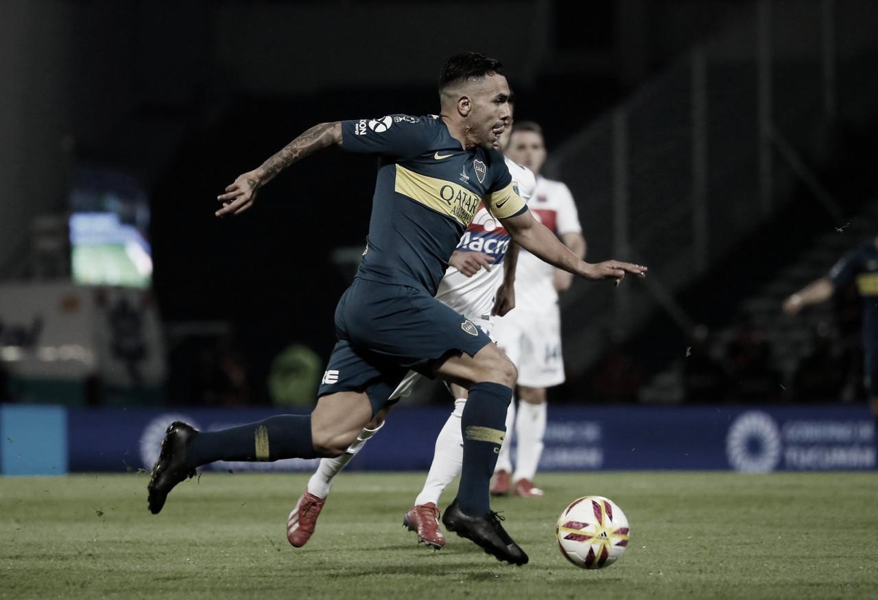 Boca jugará frente a Tigre