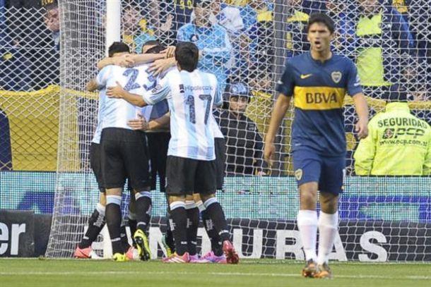 Boca Juniors - Racing Club: Puntuaciones de La Academia
