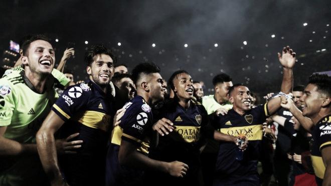 Boca Juniors 1 Gimnasia 0 el recuerdo del titulo en los pies de Tevez