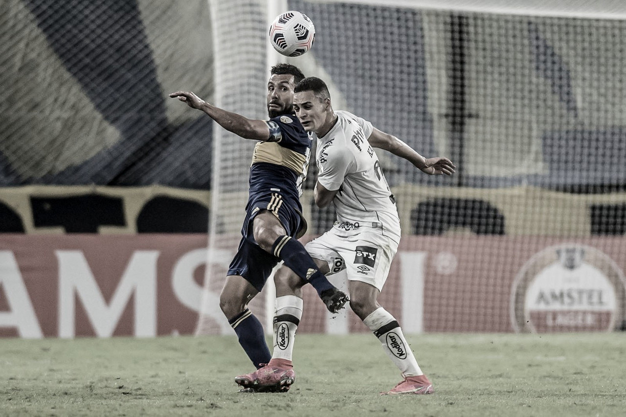 ANÁLISE: Para vencer o Boca, Santos de Fernando Diniz não pode errar