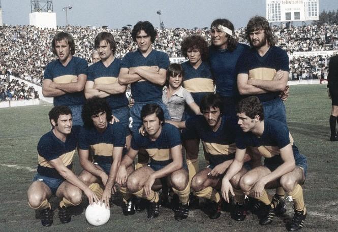 Hace 44 años Boca se consagraba campeón del Torneo Metropolitano