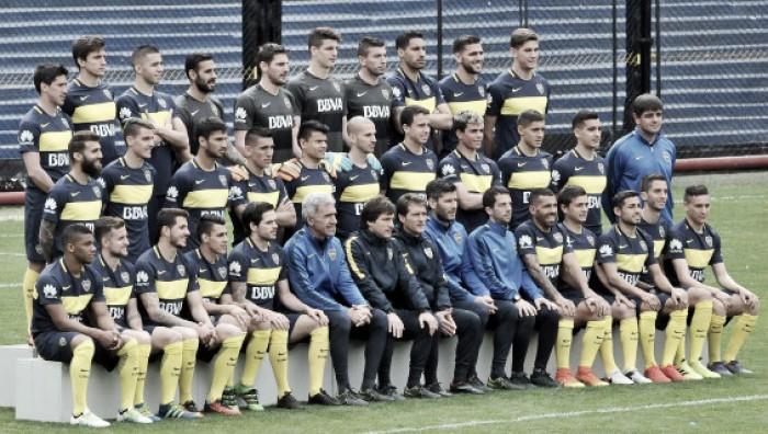 Análisis por bloque 2016/17: Boca Juniors