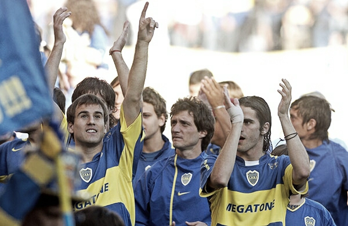Un día como hoy Boca era bicampeón en 2006