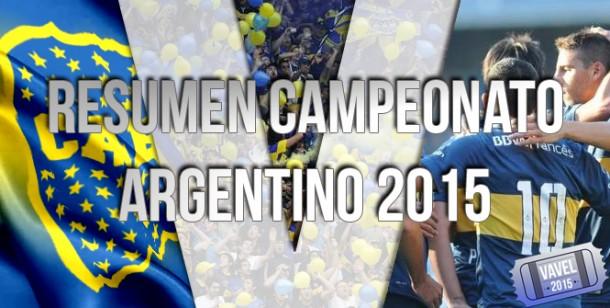 Resumen Boca Juniors 2015: el retorno del gigante dormido