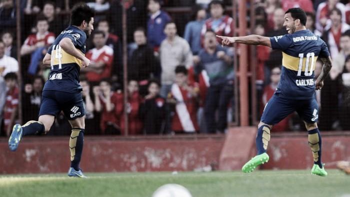 Boca y su amplia diferencia en el historial frente a Argentinos