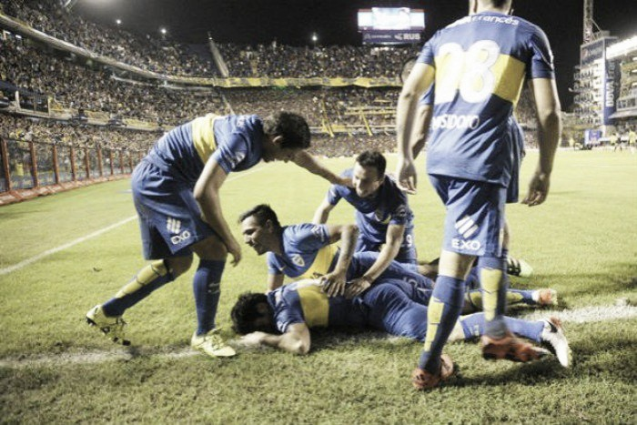 Tras golear a Aldosivi, Boca espera por el Superclásico