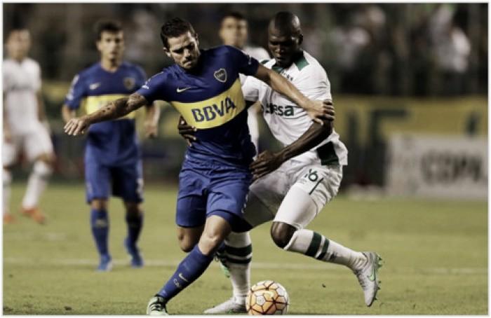 Boca VS equipos colombianos