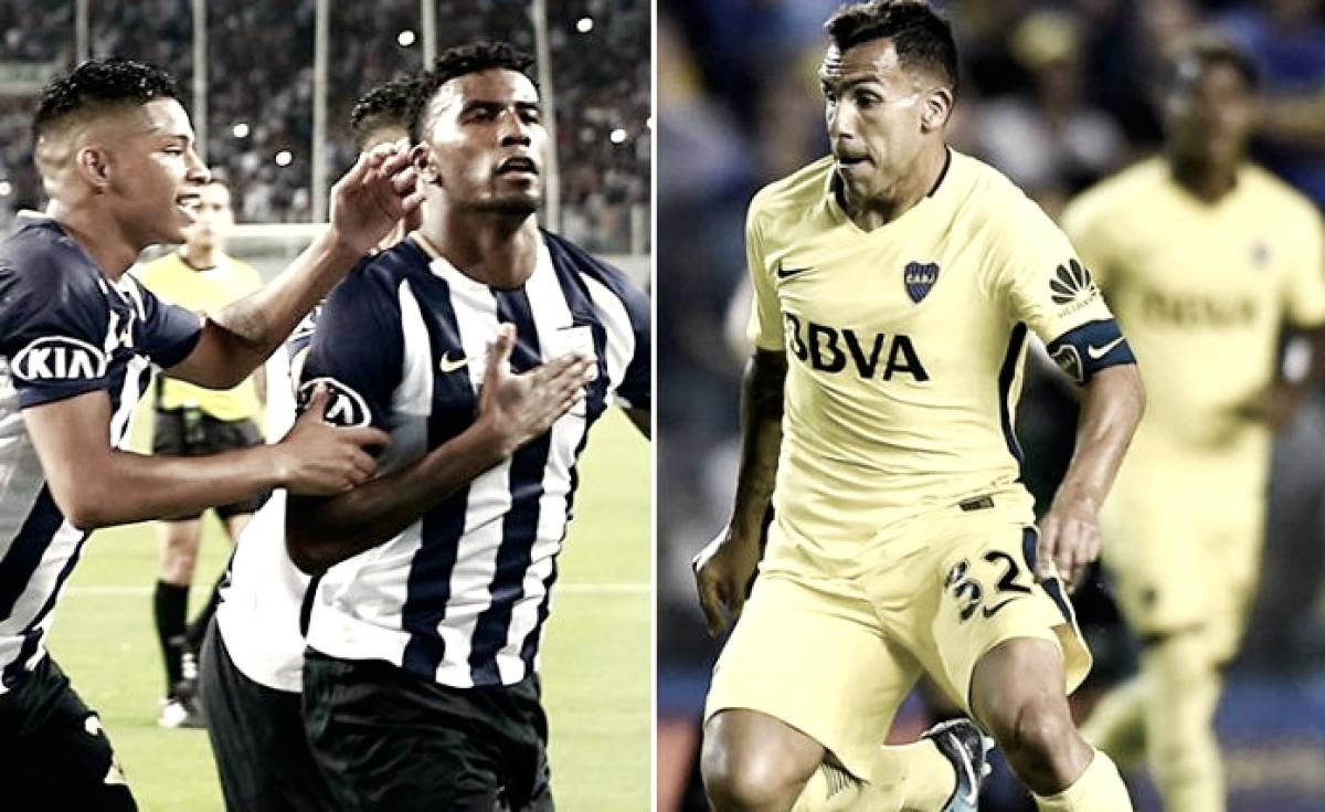 ¿Cómo llega Alianza Lima para enfrentar a Boca?