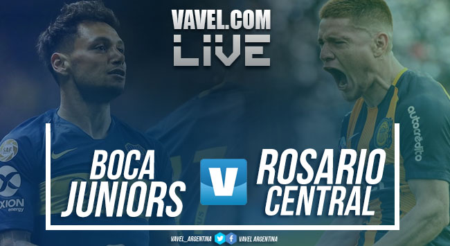 Boca Juniors vs Rosario Central EN VIVO online por Supercopa Argentina