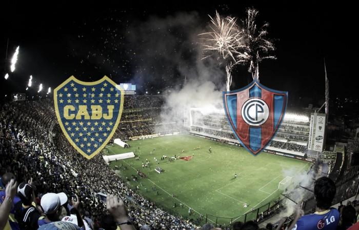 Previa Boca Juniors-Cerro Porteño: Por un lugar en los cuartos