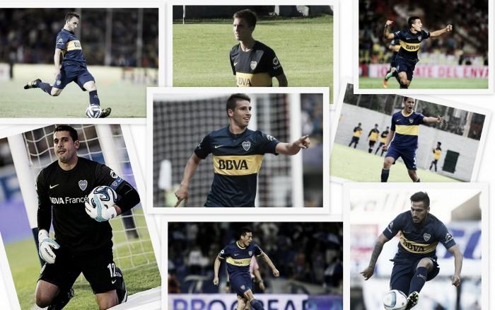 Boca Juniors 2016: las bajas
