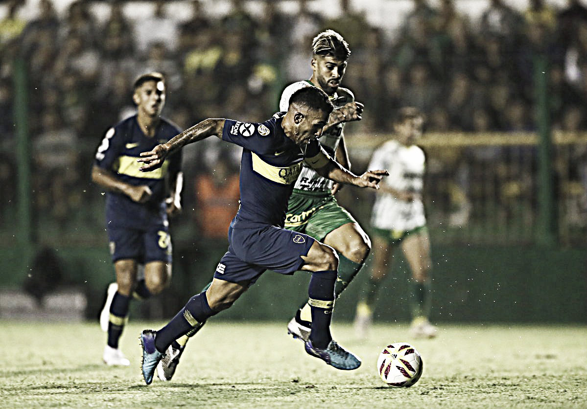 Tévez volvió a convertir y Boca ganó