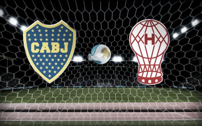 Historial de goleadas de Boca ante Huracán