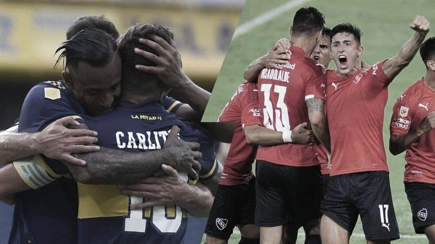 Independiente vs Boca: El historial