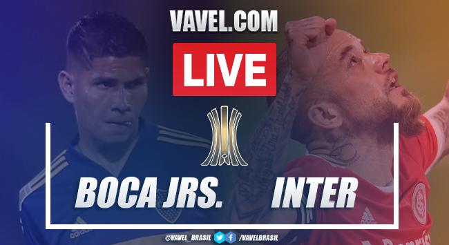 Gols e melhores momentos de Boca Juniors 0 (5x4) 1 Inter pela Libertadores