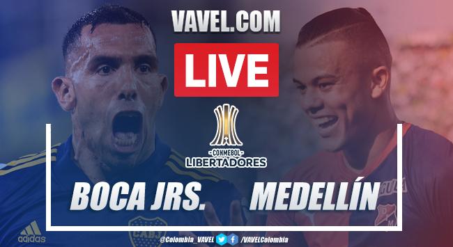 Resumen y goles: Boca 3-0 Independiente Medellín por la fecha 2 del grupo H de la Copa Libertadores 2020
