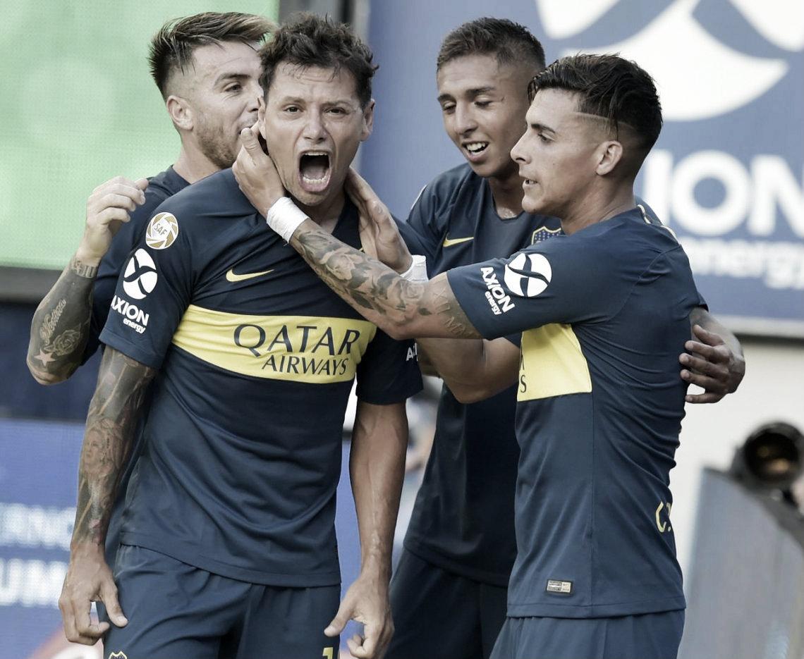 Boca es el mejor equipo argentino en Sudamérica