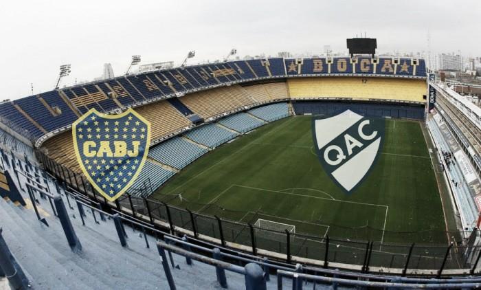 Previa Boca Juniors-Quilmes: Tres puntos que valen más que oro
