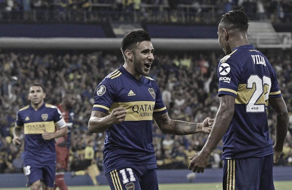 A lo largo de la copa, Boca cosechó 4 victorias y 2 empates. Foto: Conmebol.
