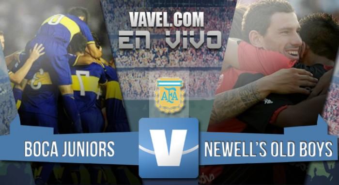 Boca 4-1 Newell's: goleada 'Xeneize'