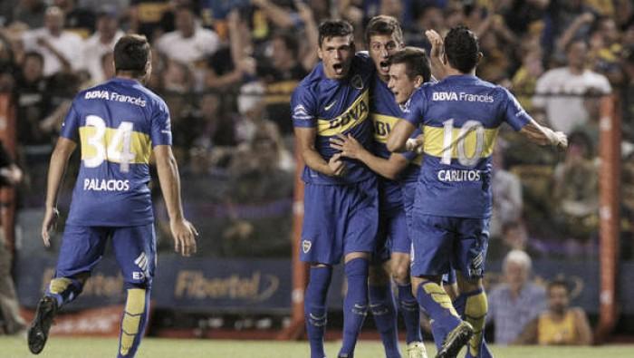 Boca 4 - 1 Newell's: puntuaciones del 'Xeneize'