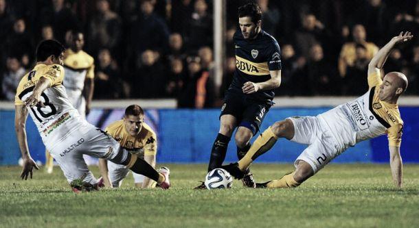 Fixture Boca 2015
