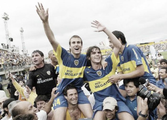 Boca Juniors - Olimpo: Historial