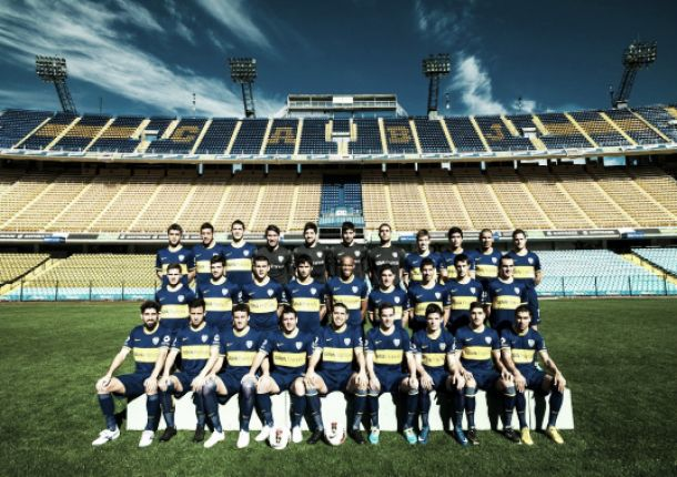 Boca Juniors: Torneo Final 2014
