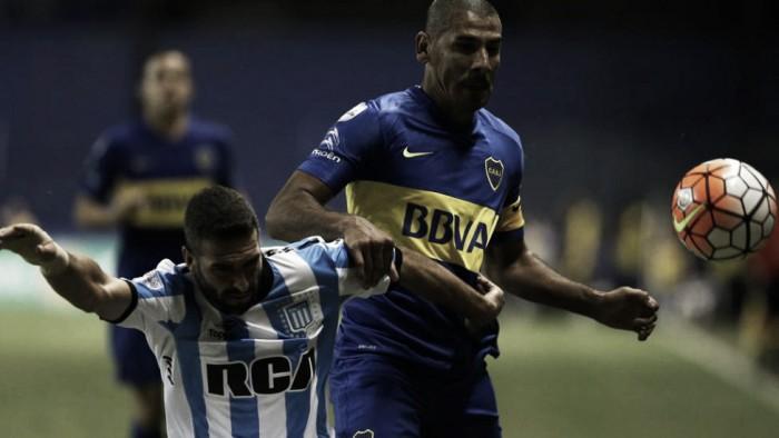 Racing 0 - Boca 0: jugador por jugador