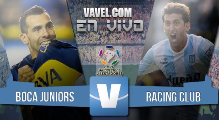 "Resultado: Boca - Racing por Copa Libertadores (0-0): ""Debut pobre para Guillermo"""