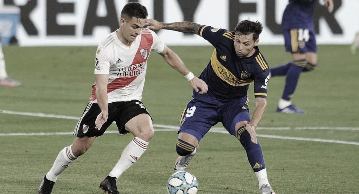 Resumen y goles: Boca 0 (4)-(1) 0 River en octavos de final de Copa Argentina