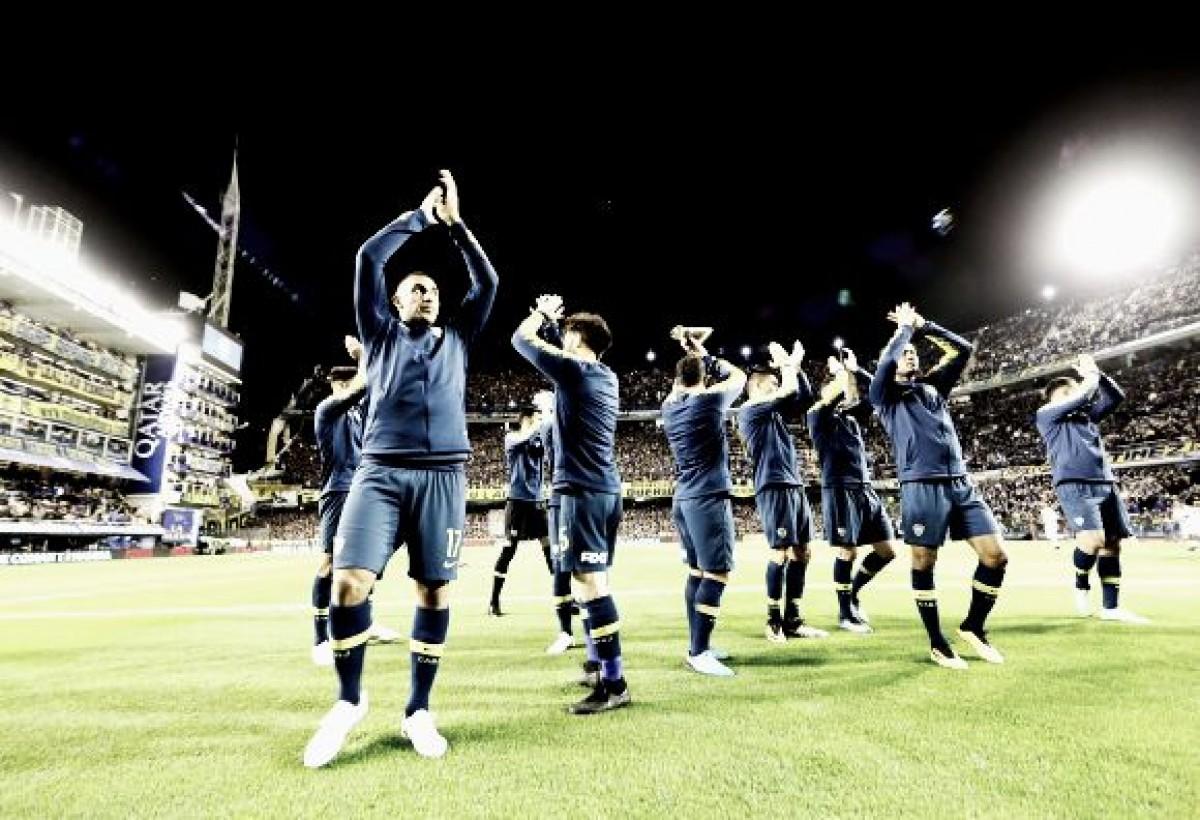 El Dandi del fútbol argentino volvió a golear