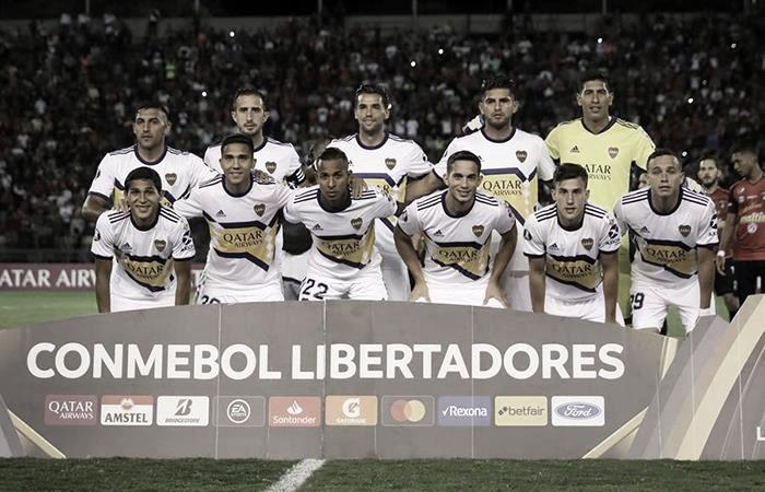 Hasta el momento, Boca cosechó cuatro victorias y dos empates en lo que va de la actual Libertadores. Foto: Fútbol Peruano..